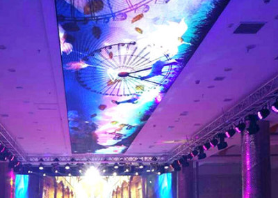 Indoor P6 Ceiling LED Screen-1
