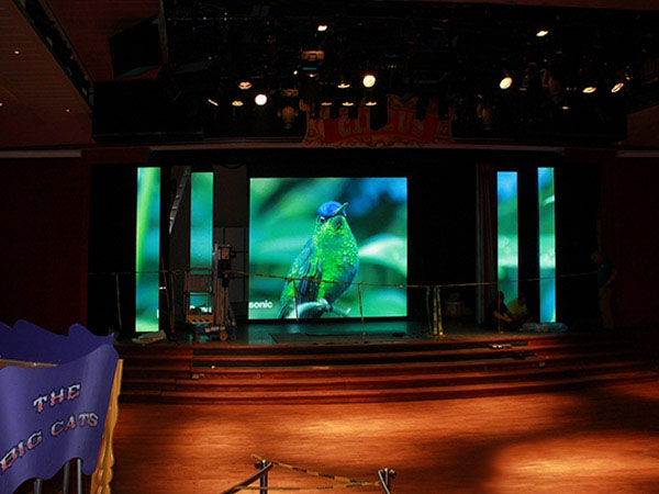 Cruise Ship Indoor LED Video Wall
