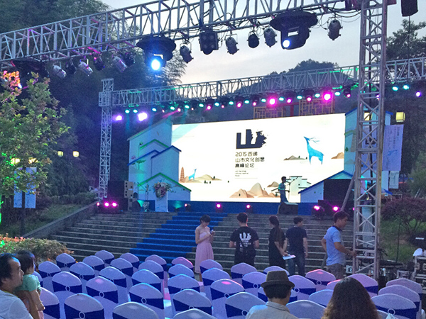 Outdoor P6.66 Rental LED Display