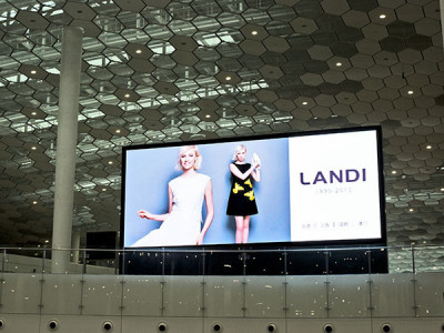 Indoor LED Billboard