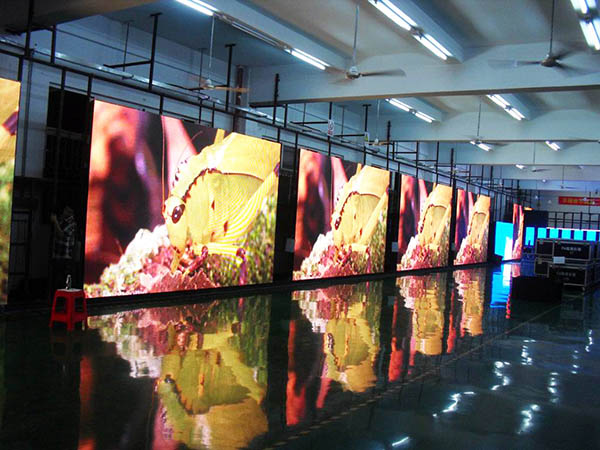 LED Screen Factory