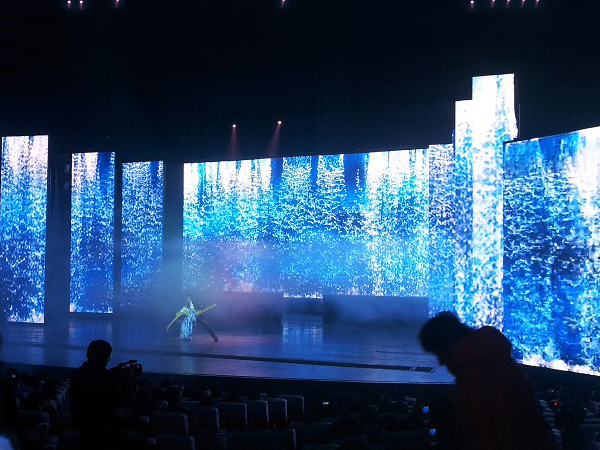 Stage Back Ground LED Display