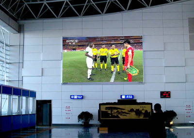 Yulin airport LED screen
